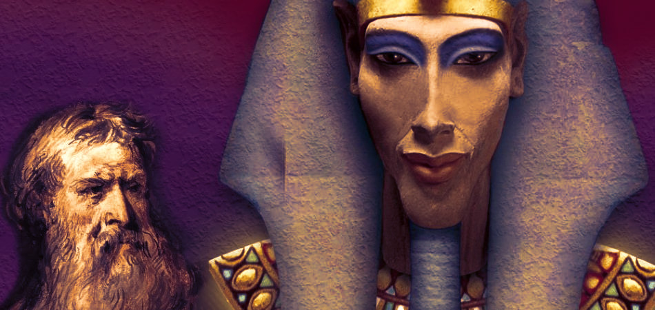 ygmoses - Were Moses and Akhenaton the same person?