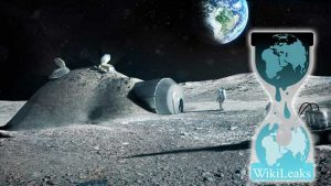 Wikileaks Published That US Destroyed An Alien Base On The Moon 2