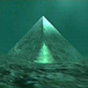 Two Giant Crystal Pyramids Discovered in the Center of the Bermuda Triangle 1