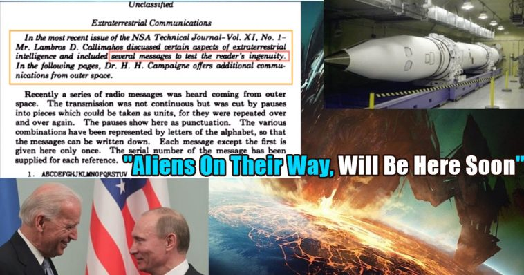 """Aliens On Their Way Will Be Here Soon 758x398 - The U.S Warns Russia: """"Aliens On Their Way, Will Be Here Soon"""""""