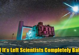 Mysterious Cosmic Rays Are Shooting Out Of Antarctica 265x186 - Scientists Can't Explain it: Bizarre Cosmic Rays Are Shooting Out of Antarctica