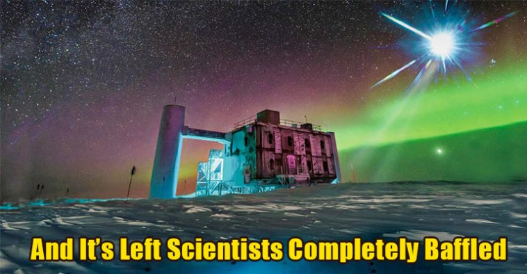Mysterious Cosmic Rays Are Shooting Out Of Antarctica 758x394 - Scientists Can't Explain it: Bizarre Cosmic Rays Are Shooting Out of Antarctica