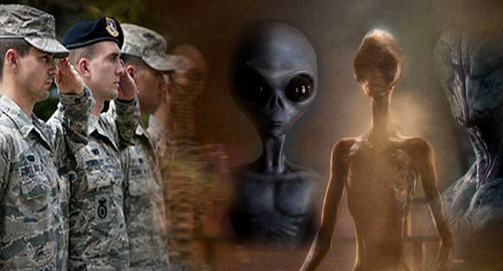 facetiface - Officials Have Face-to-Face Meetings With Extraterrestrial Races