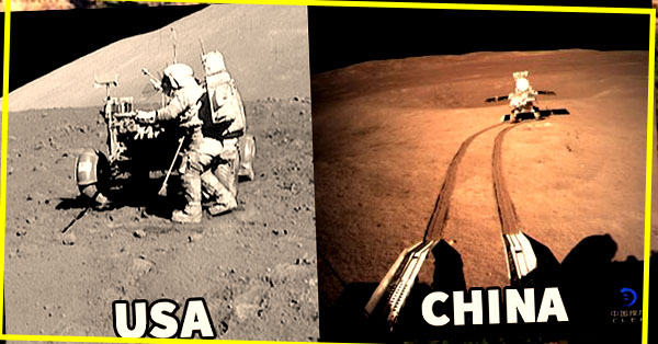 rere1 - NASA trembles: Chinese space mission proves U.S. never went to the moon
