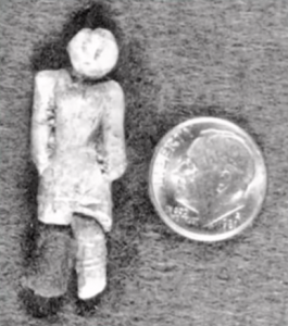 Worker Discover a 2-Million-year-old Doll in Nampa, Idaho 1