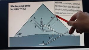 The Great Pyramid of Giza Was Used as a Power Plant - scientists say 1