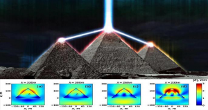 The Pyramids of Giza Can Focus Energy Withing Its Chambers 1