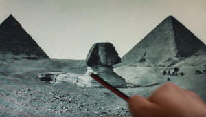 New geological study shows that the Great Sphinx of Giza is 800,000 years old 1