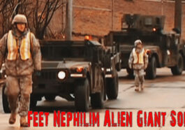 12 Feet Nephilim Alien Giant Soldiers 265x186 - 12 Feet Nephilim Alien Giant Soldiers - US Army Developed Genetic Experiment to Revive