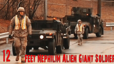 12 Feet Nephilim Alien Giant Soldiers 364x205 - 12 Feet Nephilim Alien Giant Soldiers - US Army Developed Genetic Experiment to Revive