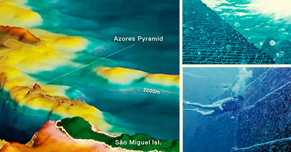 12werdd - A skipper discovers 100,000-years-old submerged pyramid near the Azores