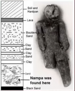 Worker Discover a 2-Million-year-old Doll in Nampa, Idaho 2