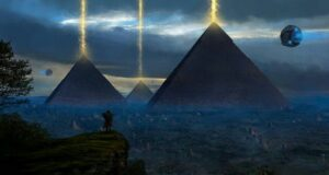 The Great Pyramid of Giza Was Used as a Power Plant - scientists say 3