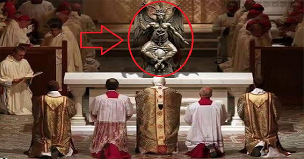 3 vatican illuminati rituals - Vatican revealed - Bizarre Illuminati rituals inside (video)