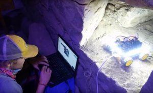 Discover Large underground tunnels of 3,000 years and bodies under the Aztec temple 2