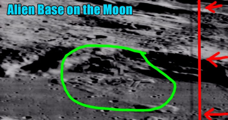 Alien Base on the Moon 758x398 - Alien Base on Moon: China Captures a Massive Alien Outpost