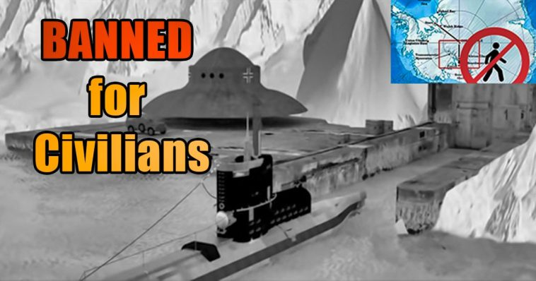BANNED for Civilians 758x398 - Ever Wondered Why is Antarctica the Only Place on Earth that is BANNED for Civilians?
