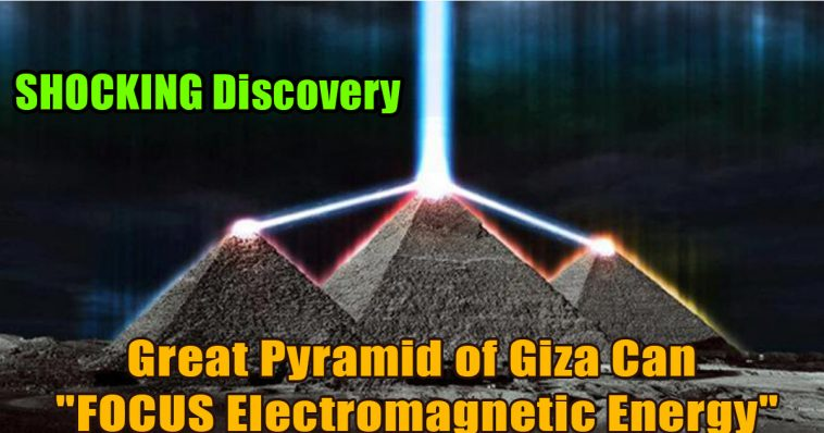 Great Pyramid of Giza Can FOCUS Electromagnetic Energy 758x398 - The Pyramids of Giza Can Focus Energy Withing Its Chambers