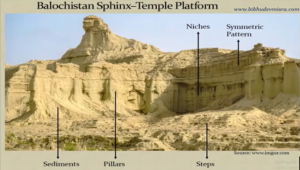 A 12,500-year-old sphinx discovered in Pakistan 2
