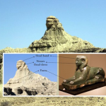 Sphinx of Balochistan 150x150 - A 12,500-year-old sphinx discovered in Pakistan