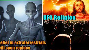 UFO Religion Belief in extraterrestrials 364x205 - Belief in extraterrestrials will soon replace religion