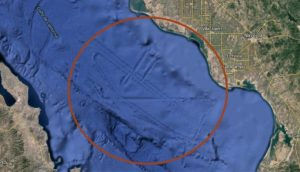Alien base and Crystalline UFO discovered off the Coast of Mexico 1