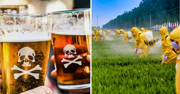 beer1 758x397 - 19 of 20 Beers in the World Contains Monsanto Bayer Carcinogenic Ingredient - See List