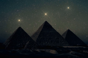 A new study concludes that the pyramids and sphinx were immersed in ancient and pre-Eu-Egyptian civilization 2