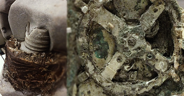ert - 9 Most unexplained Ancient Artifacts