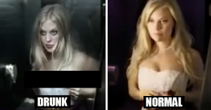 Scientists conclude that your drunk enactment can really be the real you 1