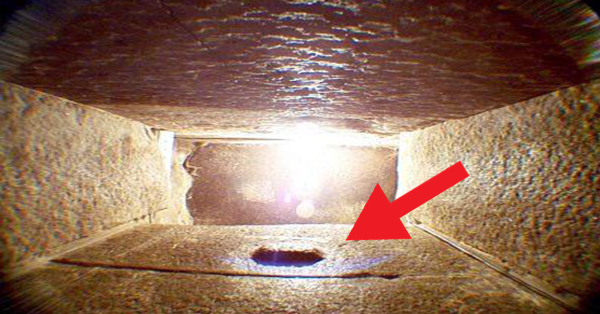 llboss mark inside of pyramid - Boss-Mark discovered within the Great Pyramid points to a very advanced ancient civilization