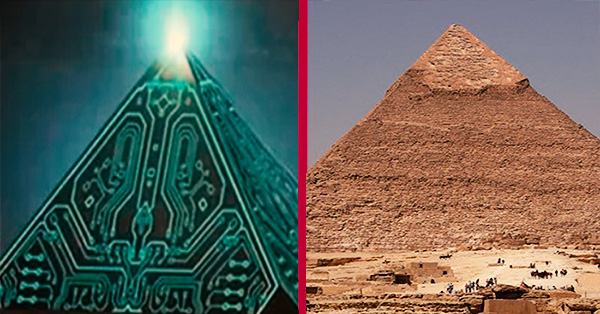 piramida - The Great Pyramid of Giza Was Used as a Power Plant
