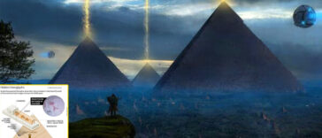 piramida55 364x156 - The Great Pyramid of Giza Was Used as a Power Plant - scientists say