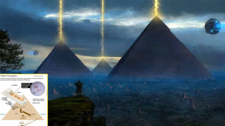 piramida55 758x426 - The Great Pyramid of Giza Was Used as a Power Plant - scientists say