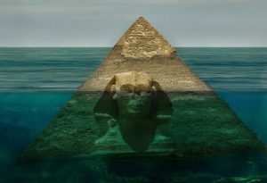 A new study concludes that the pyramids and sphinx were immersed in ancient and pre-Eu-Egyptian civilization 1