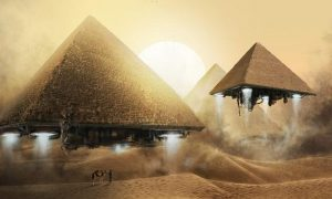 The construction of the Egyptian pyramids was carried out using sound, but not a word in textbooks 1