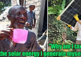 solar energy I generate myself 265x186 - This Guy Has To Pay Taxes For Solar Energy He Generates Himself