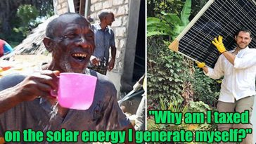 solar energy I generate myself 364x205 - This Guy Has To Pay Taxes For Solar Energy He Generates Himself