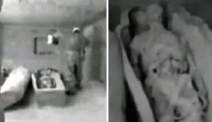 THE Russian KGB found an alien mummy on the Giza Plateau - filmed and kept secret for many years 2