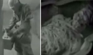 THE Russian KGB found an alien mummy on the Giza Plateau - filmed and kept secret for many years 3