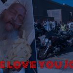 """jon1 150x150 - Before death he wants to hear the """"roar"""" of a Harley for the last time. Over 200 bikers come to support it!"""