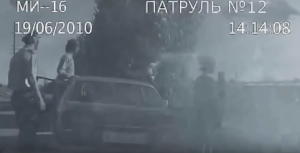 Dash Cam Records Alien Abduction and UFOs Sending Beams of Light - in Russia 2