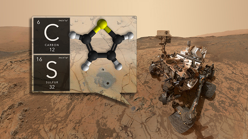 21899 curiosity methane 800 - Nasa: We will find alien life on Mars
