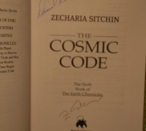 The Cosmic Code: Sixth Book of the Earth Chronicles 1