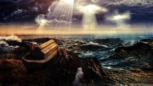 Mankind without memory: The forgotten timeline of events before and after the world flood 1
