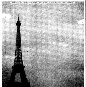 The first UFO pictures - Attention, photos from the CIA library - part 1 1