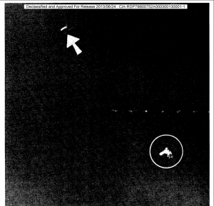 The first UFO pictures - Attention, photos from the CIA library - part 1 3
