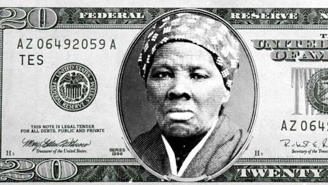 ct money twenty tubman hamilton jackson 201506 001 - Black woman on new 20-dollar banknote 2020 - this is how it looks.