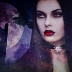 vampire halloween ruined castle raven 150x150 - Full Wolf Moon Eclipse: On Friday, January 10, the moon will be full.