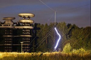 The Russian Physicists Re-Build the Tesla Tower To Offer Free Energy On Earth 2
